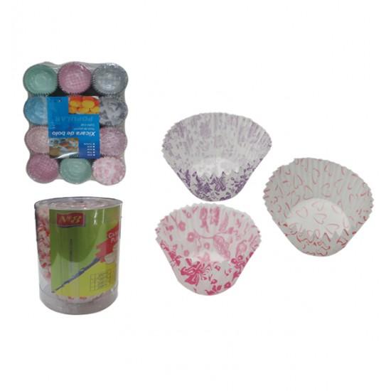 Σετ 125 χαρτάκια cupcake 00101253