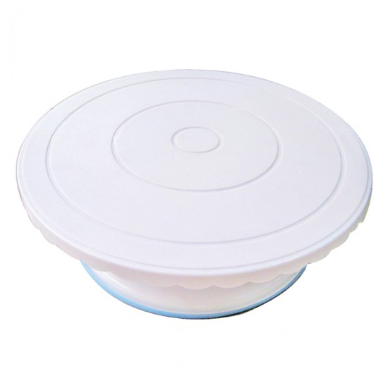 Περιστρεφόμενη πλαστική βάση για τούρτα 00101436