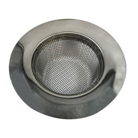 Μεταλλικό φίλτρο απορριμάτων νεροχύτη Φ9cm 00101460