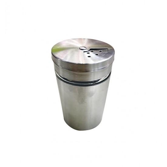 Βαζάκι μπαχαρικών inox  8 x 5cm 00101536