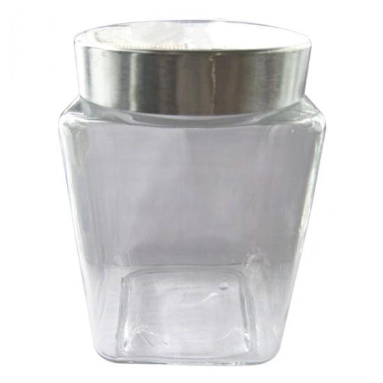 Γυάλινο βάζο 1600ml με πώμα 00203195