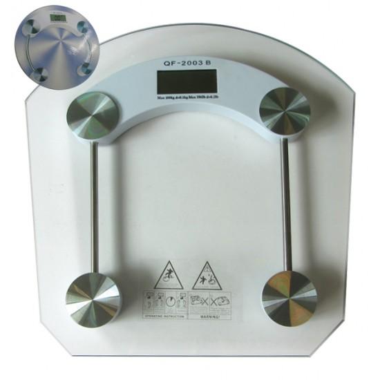 Ηλεκτρονική ζυγαριά μπάνιου 00402309
