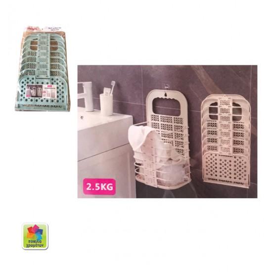 Κρεμαστή ραφιέρα μπάνιου πλαστική 00402568