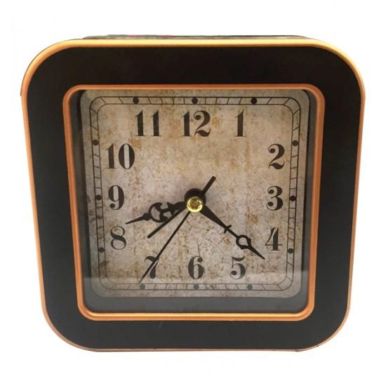 Τετράγωνο ξυπνητήρι 11cm 10302231