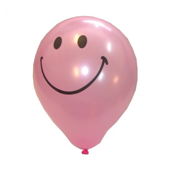 Σετ 15 πολύχρωμα μπαλόνια Smile 10507020