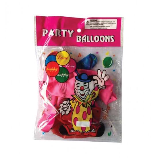 Σετ 10 μπαλόνια Νο.8 10507038