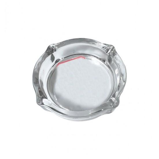 Στρογγυλό γυάλινο τασάκι 10704086