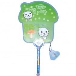 Παιδική πλαστική βεντάλια 20205001