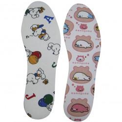 Ζευγάρι παιδικοί πάτοι παπουτσιών με σχέδια 00402155
