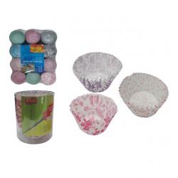 Σετ 100 χαρτάκια cupcake 00101251