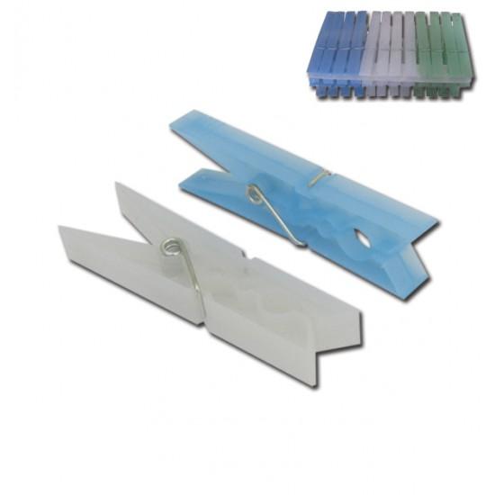 Σετ 24 πλαστικά μανταλάκια 9,5cm 00403042