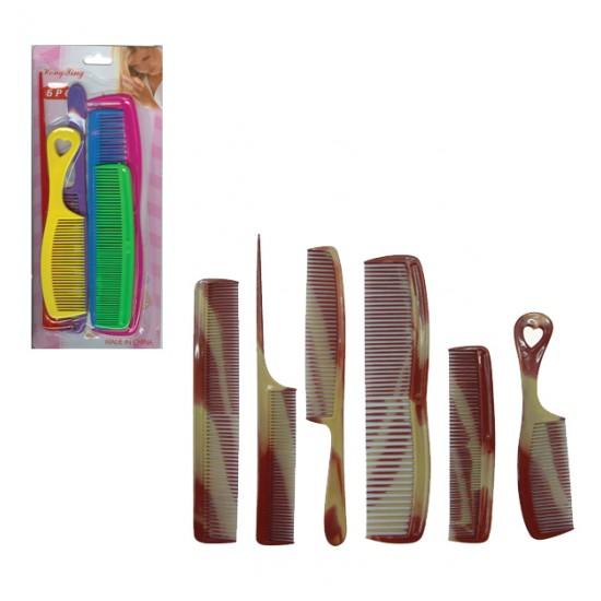 Τσατσάρες πλαστικές σετ 6 τεμχ 40201059