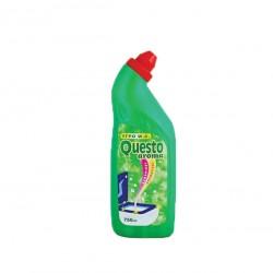 Πράσινο υγρό καθαριστικό τουαλέτας Questo Aroma 750ml 40605041