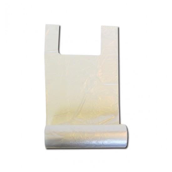 Ρολό με 200 σακούλες σουπερμάρκετ μίνι διάφανες 70101395