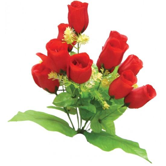 Μπουκέτο με 12 τριαντάφυλλα Υ35 10800034