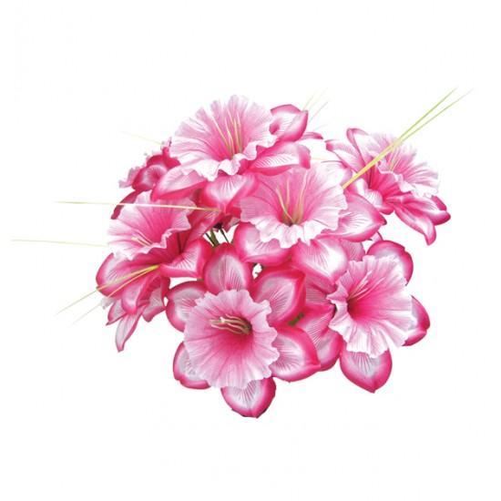 Μπουκέτο λουλούδια 12άρι Υ38 10800071