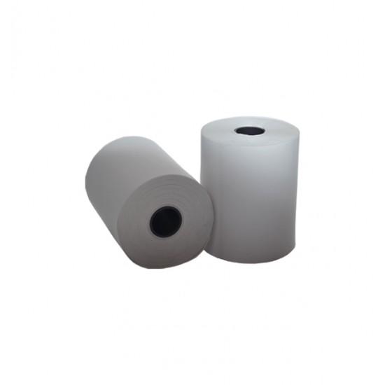Μονή θερμική χαρτοταινία ταμειακής μηχανής 57-50 55557134