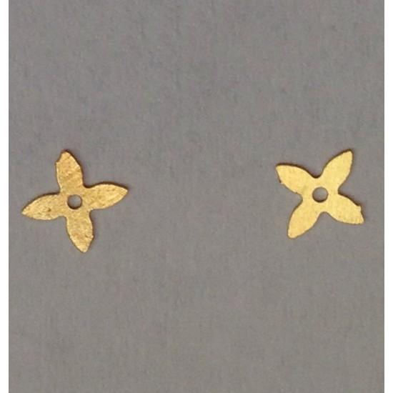 Σετ 50 μεταλλικά διακοσμητικά νυχιών σταυροί 40502059-10