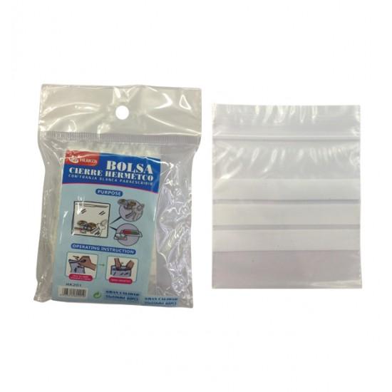 Σακουλάκια διάφανα οργάνωσης 5,5x5.5cm 00405173