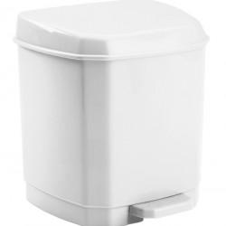 Κάδος απορριμάτων πεντάλ μπάνιου 7lt 78821020