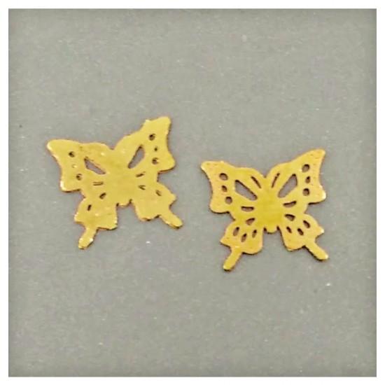 Σετ 50 διακοσμητικές πεταλούδες νυχιών 40502059-24