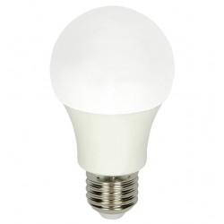 Λευκή βιδωτή λάμπα led γλόμπος 9W 3000K 70701057