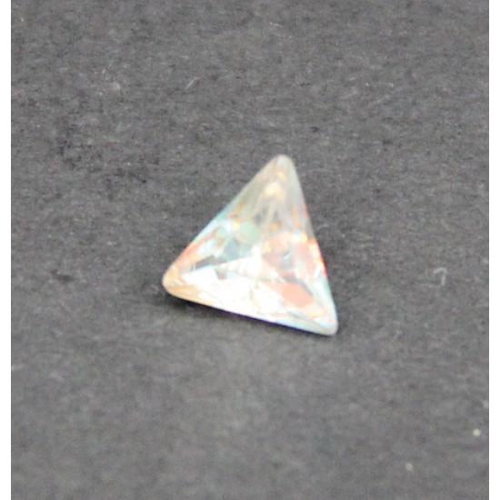 Σετ 2 διακοσμητικά νυχιών άσπρο τρίγωνο 40502057-ΑΑ3