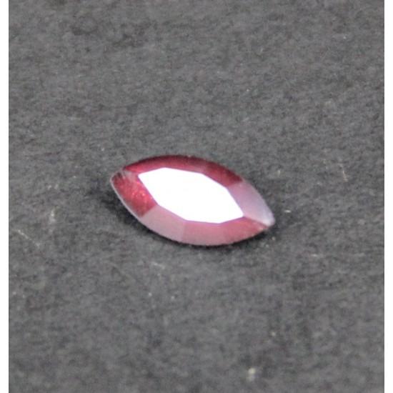 Σετ 2 οβάλ ροζ διακοσμητικά νυχιών 40502057-ΑΑ21