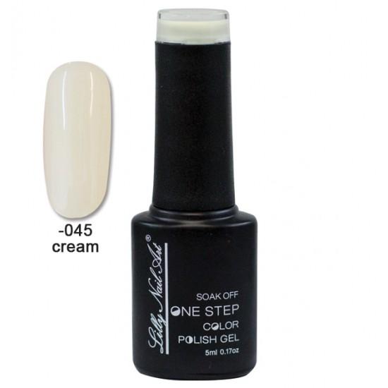 Ημιμόνιμο μανό one step 5ml - Cream 40504002-045