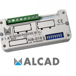 ALCAD AIB-010 Estate identifying accessory (not equipped with concentrator of calls)