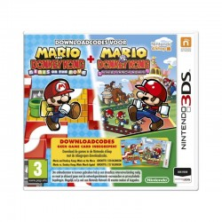 Nintendo 3DS Mario Vs Donkey Kong: March Again & Minis On The Move