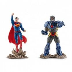 Schleich Justice League 22509 Scenery Pack Superman vs Darksei