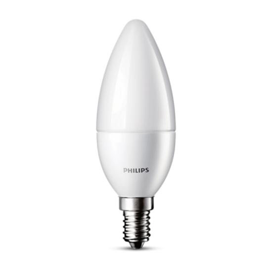 Philips LED Candle 8718291786955 3 W (25 W) E14 250lm cap Warm white