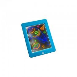 Μαγικός Φωτεινός Πίνακας Ζωγραφικής με Γυαλιά 3D Διάστημα TimelessTools HOP1001148-4