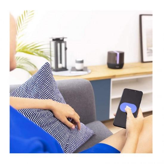 Ηλεκτρικός Διαχυτής Αρώματος και Υγραντήρας Cecotec Pure Aroma 550 Connected Black Woody CEC-05649