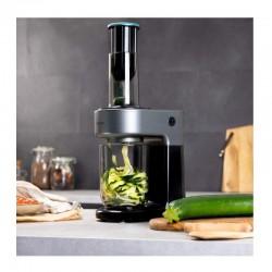 Ηλεκτρικός Κόφτης Λαχανικών σε Σπιράλ 80 W SpiralChef 400 Cecotec CEC-04178