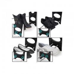 Stand Αποθήκευσης 30 Ζευγαριών Παπουτσιών Hoppline HOP1000262
