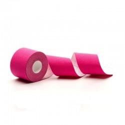 Σετ Αδιάβροχες Ταινίες Κινησιολογίας 5 cm x 5 m 4 τμχ Χρώματος Ροζ Hoppline HOP1000971-2