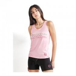 Γυναικεία Καλοκαιρινή Πυτζάμα Sergio Tacchini Χρώματος Ροζ PG34215-AS-PINK