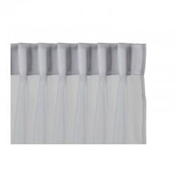 Σετ Κουρτίνες με Τρέσα 150 x 250 cm Χρώματος Taupe 2 τμχ Lifa-Living 8720195383581