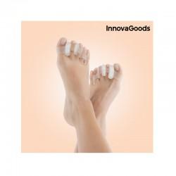 Χαλαρωτικοί Διαχωριστές Δακτύλων 2 τμχ InnovaGoods V0100836