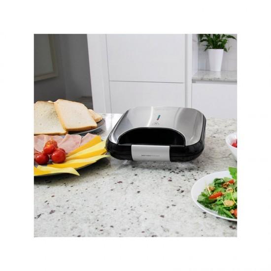 Τοστιέρα 750 W Rock´n Toast Fifty-Fifty Cecotec CEC-03050
