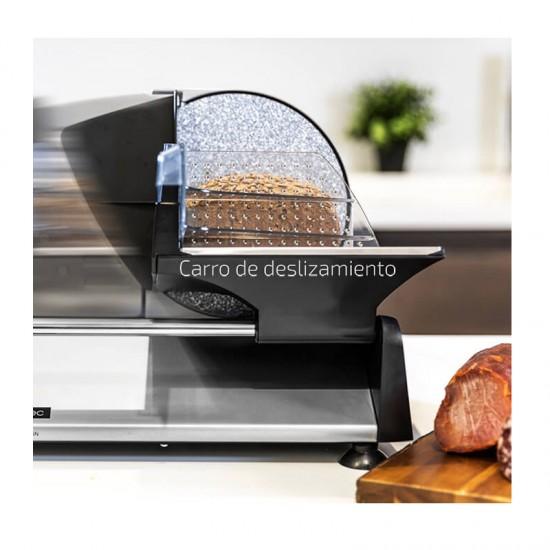 Μηχανή Κοπής Αλλαντικών - Τυριών και Ψωμιού Cecotec Rock'nCut Twin CEC-02307