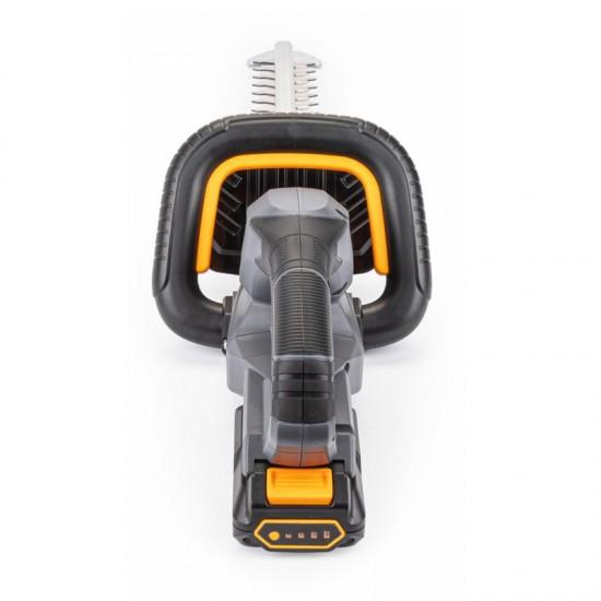 Ηλεκτρικό Ψαλίδι Μπορντούρας - Κλαδευτήρι 20 V POWERMAT PM-NA-20C