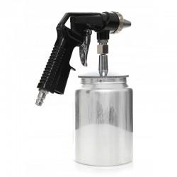 Πιστόλι Αέρος Αμμοβολής με Δοχείο 1 Lt Kraft&Dele KD-10354