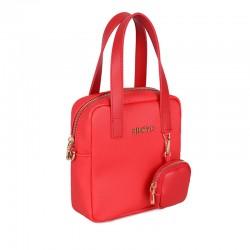 Γυναικεία Τσάντα Χειρός Χρώματος Κόκκινο Beverly Hills Polo Club 1106 668BHP0145