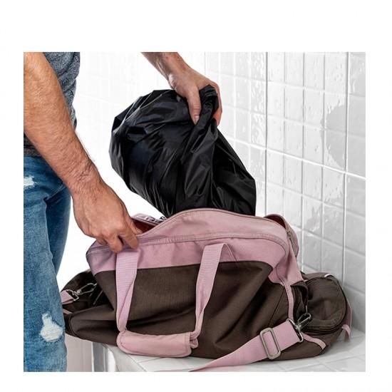 Τσάντα Αλλαγής Ρούχων Γυμναστηρίου 2 σε 1 InnovaGoods V0103110
