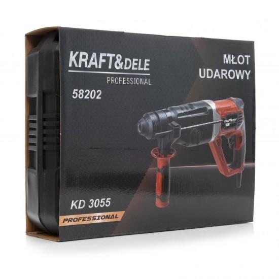 Ηλεκτρικό Περιστροφικό Πιστολέτο 2700 W Kraft&Dele KD-3055