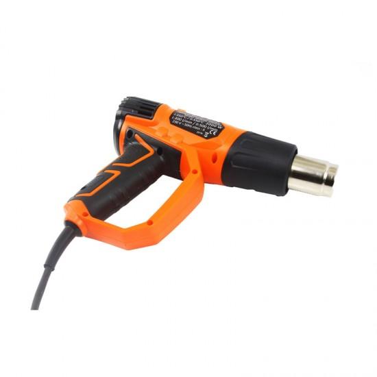 Ηλεκτρικό Πιστόλι Θερμού Αέρα 2000 W RIPPER M04050