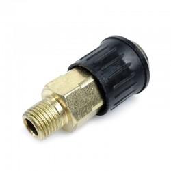 """Σετ Συνδέσμων Πίεσης 1/4"""" 5 τμχ RIPPER M80690A"""